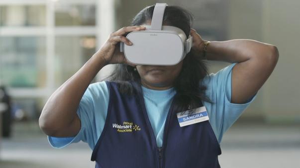 Walmart-Oculus-Go-VR-Ausbildung
